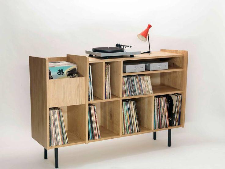 meuble vinyl cote