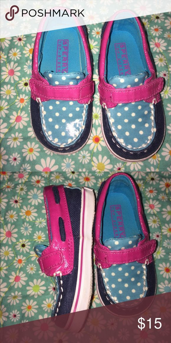 Sperry Top Sider 🌸 Adorable toddler Sperry Top Sider boat shoes Sperry Top-Sider Shoes Sneakers