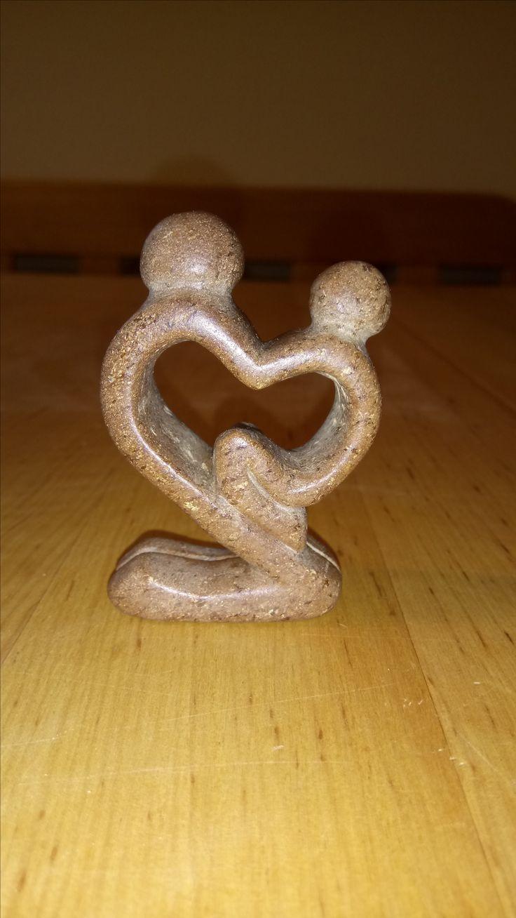 Skulptur - Herzlichkeit