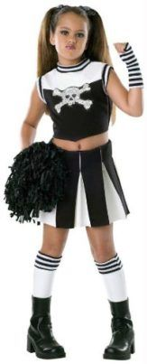 Child Bad Spirit Costume  This Kid Unhealthy Spirit Gown incorporates best with glitter cranium print pleated skirt vinyl socks arm piece and pom pom. That is the very best Gown for any unbiased loose lively and trendy younger lady.  The post Child Bad Spirit Costume appeared first on Halloween Costumes Best.  #cheerleader #cheerleading #cheer #costume #halloween
