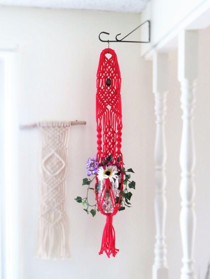 Best 25  Indoor plant hangers ideas on Pinterest | Hanging plant ...