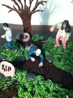 31 best Zombie Apocalypse Birthday Party Ideas images on Pinterest