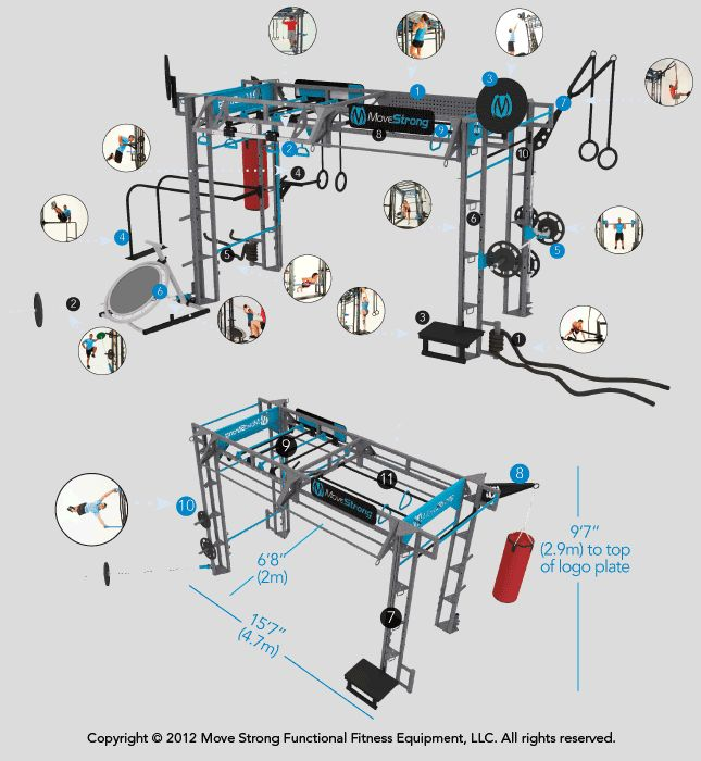 MoveStrong | Functional Fitness Equipment, Personal Training Equipment, Group…
