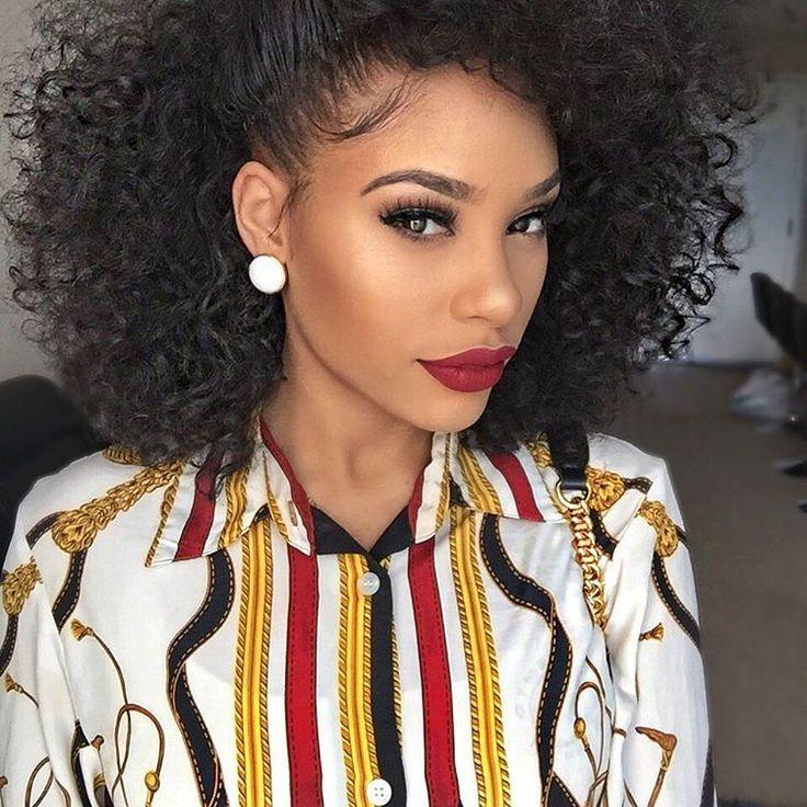 Awe Inspiring 1000 Ideas About Black Girls Hairstyles On Pinterest Girl Short Hairstyles Gunalazisus