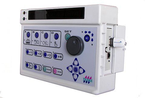 Upgrade Tajima Control Panels from Floppy Drives to USB Sticks. http://www.EmbroideryUSBReader.com