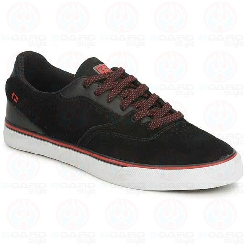 Scarpe Globe mod. The Sabbath colore Black Red