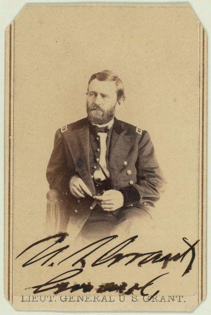 Lieut. General Ulysses S. Grant