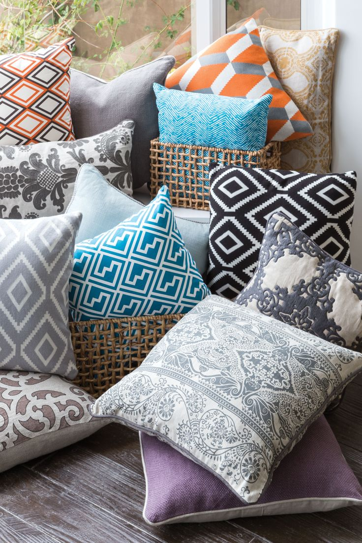 Throw Yourself Into A Pile Of Style. Shop All Our Accent