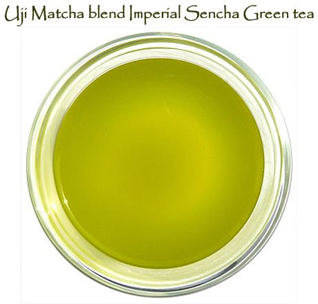 Uji Matcha blend Imperial Sencha Japanese Green tea from Kyushu Island, Japan  ------- Japanese Weight loss, Detox & Anti-Aging Diet Tea ------------ Fresh & Dense from Origin: If you are looking for the Greenest of Green teas, this is Your tea!