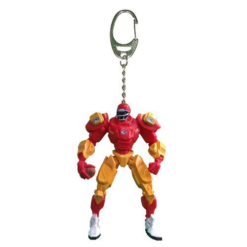 NFL Arizona Cardinals 3-Inch Fox Sports Team Robot Key Chain  http://allstarsportsfan.com/product/nfl-arizona-cardinals-3-inch-fox-sports-team-robot-key-chain/?attribute_pa_teamname=kansas-city-chiefs  Team Robot Key Chain Stands 3-inches Tall and is Made of Extra Sturdy PVC Plastic Decorated with the Fox Sports Logo and Your Favorite Team's Colored Logo Ideal for Keys or Clip on Your Backpack