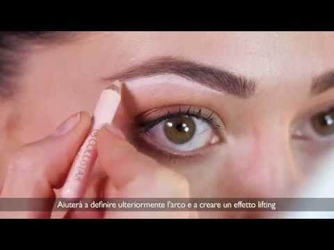 Kit Sopracciglia Perfette gel + matita: pochi istanti per realizzare un perfetto makeup delle sopracciglia #eyebrowsmakeup #truccosopracciglia