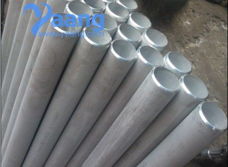 Polished 4 Inch Schedule 10 304 Stainless Steel Pipe For Heat Exchanger A213 Rod_Zhejiang Yaang Pipe Industry Co., Limited