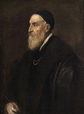Self-Portrait (Titian, Madrid) - Wikipedia, the free encyclopedia