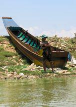 Kampong Luong, Tonle Sap Lake, Cambodia