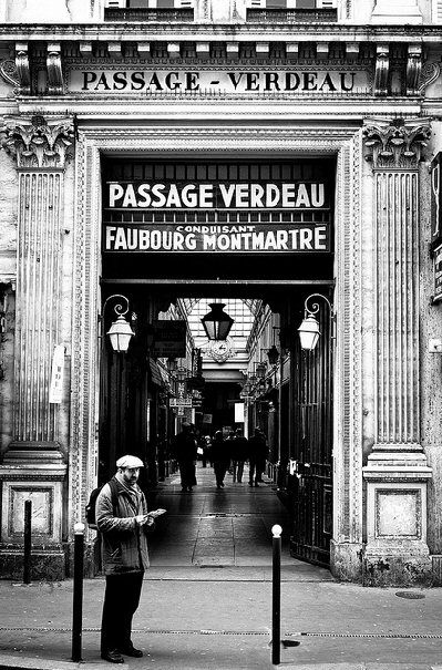 passage Verdeau - Paris 9ème