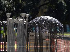 Bibles and Bullets - Fiona Foley and UAP, Redfern Park