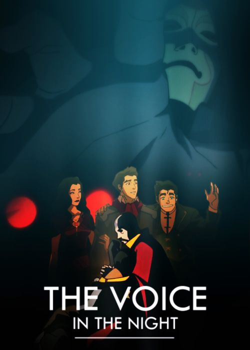 """""""You know, it's okay to be scared."""" Legend of Korra episode posters 