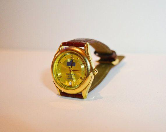 Wrist watches Wrist watch man Mechanical watch от GiftShopUkraine