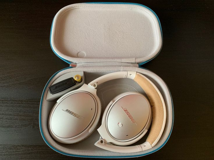 Bose Quietcomfort 25 Headphones Android Includes Qc 25 Headphones 56 Inch Qc 25 In Line Remote And Microphone Cable Airline Adapter Headphones Ear Bose