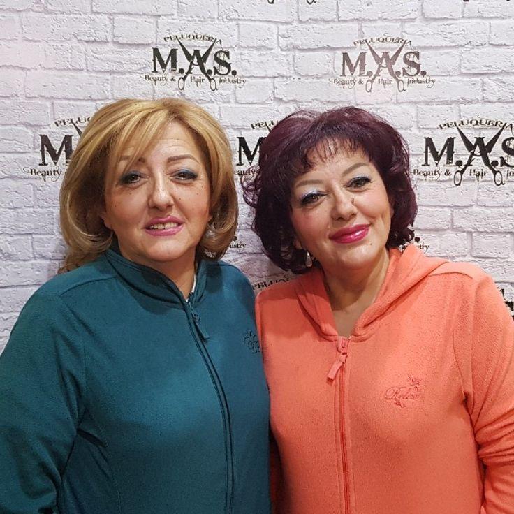 Peluquería M.A.S. Beauty & Hair Industry. Tlf. 952 66 78 99. Camino de Santiago, 46. FUENGIROLA