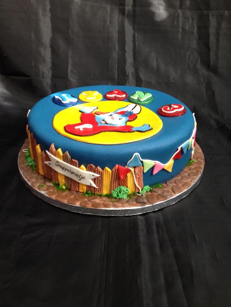 Bobo taart