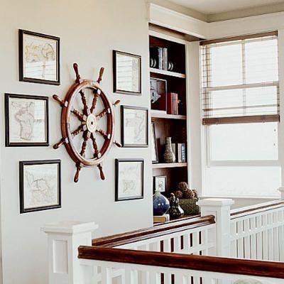 Best 25+ Ship wheel ideas on Pinterest | Anchor, Ship ...