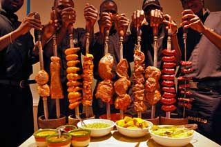 Rodizio - Cuando tengas hambre vete a Brasil o Portugal!