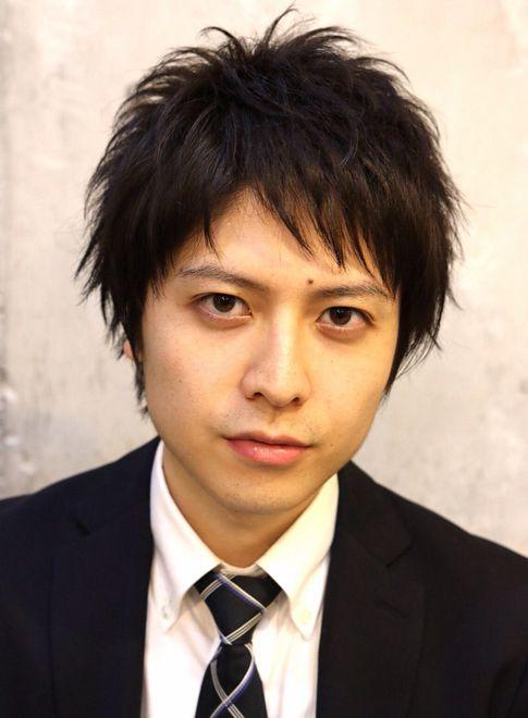 好印象ビジネスショート 【men's hair PERCUT】 http://beautynavi.woman.excite.co.jp/salon/26627 ≪ #menshair #menshairstyle・メンズ・ヘアスタイル・髪形・髪型≫