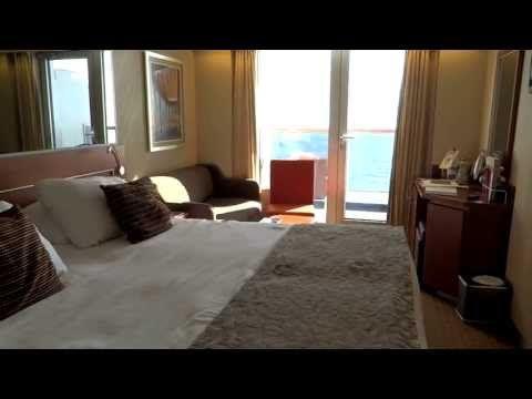 Holland america line nieuw amsterdam verandah balcony for Alaska cruise balcony room