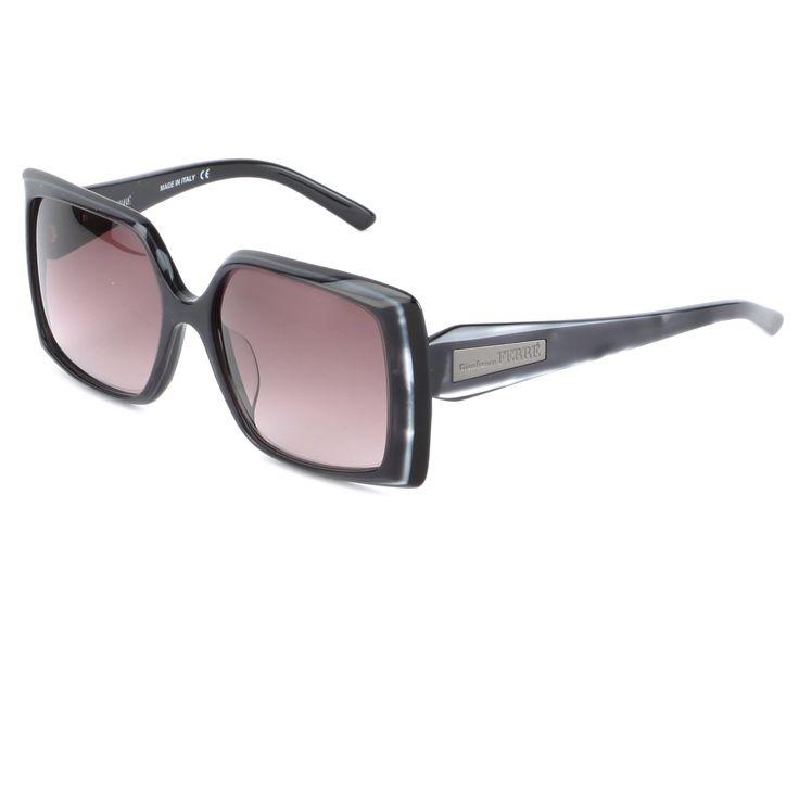 Gianfranco Ferre GF 929 02 Sunglasses – Grey/Black