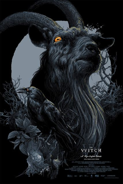 The Geeky Nerfherder: #CoolArt: 'The VVitch' Prints From Hero Complex Ga...