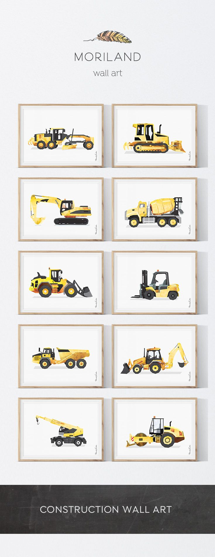 Picture is worth a thousand words social construction zone - Bulldozer Grader Print Grader Wall Art Construction Print Big Boy Room Decor
