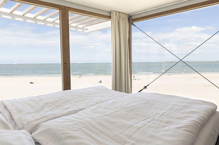 Buchen – Strandweelde: Durmiendo en la playa – Zelanda