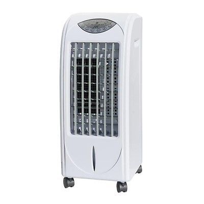 Portable Air Cooler For Small Spaces Personal Humidifier Evaporative Air Filter