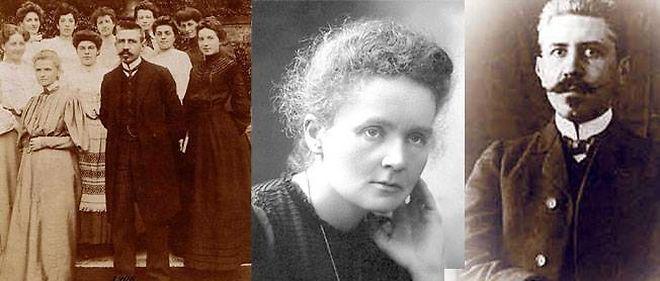15 juillet 1910 ♦ Veuve, Marie Curie entame une liaison secrète avec le physicien Paul Langevin.