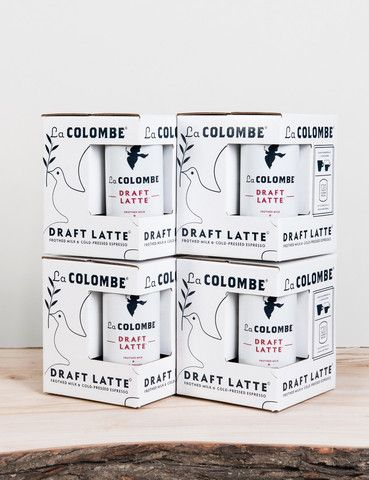 The first-ever Draft Latte, now in a convenient can. Experience the full taste and texture of a true iced latte, complete with a frothy layer of silky foam. Draft Latte is made with real ingredients l