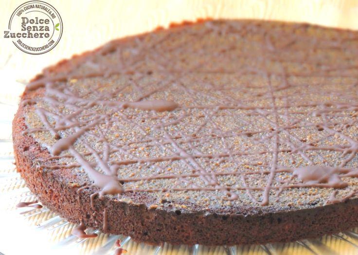 Torta all'Arancia con Glassa (Senza Glutine) | Dolce Senza Zucchero