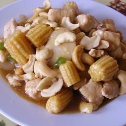 Cashew Chicken with Water Chestnuts Allrecipes.com