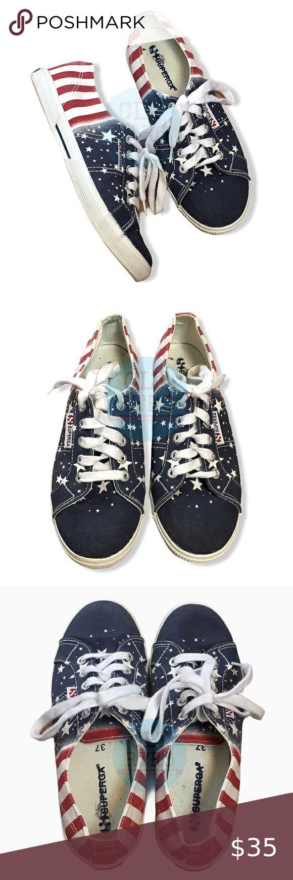 Stars & Stripes SUPERGA Shoes ** Nordstrom Rack Online
