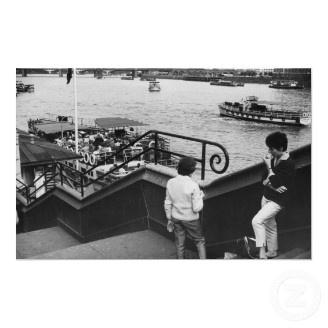 London River Cruises 1960's