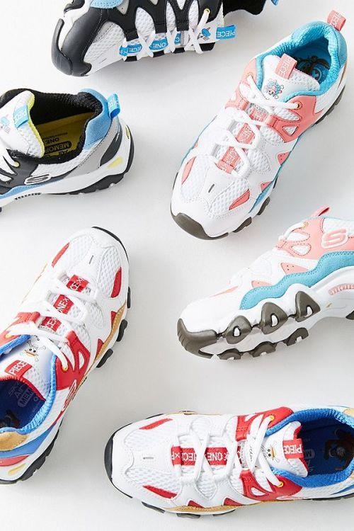 c5e0610d61b Skechers x One Piece #shoes | FASHUN!:Makeup,Nail Art, Shoes,etc. in ...