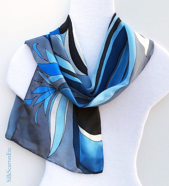 39 best All About Scarves images on Pinterest | Silk ...