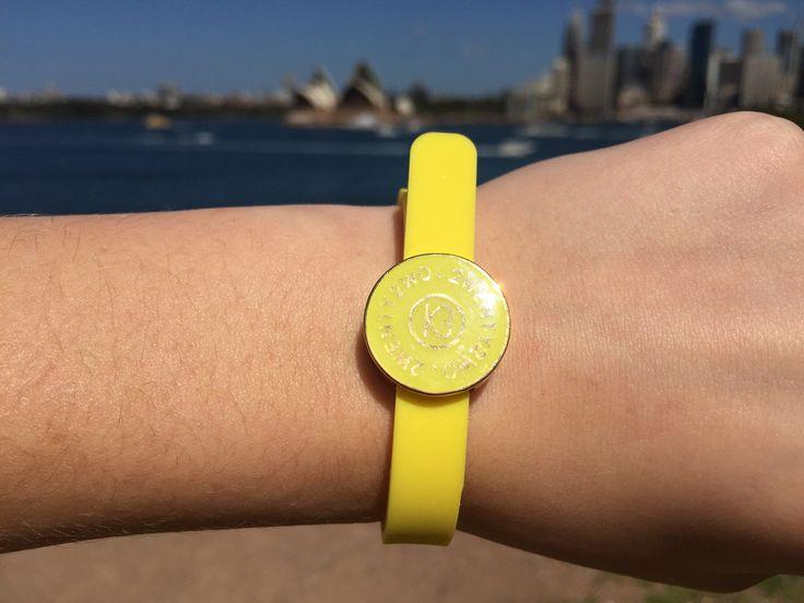 Pineapple Yellow Bracelet PRE ORDER NOW!