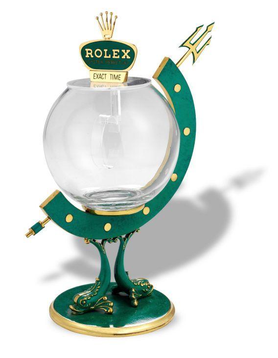 Rolex Trident Display, Circa 1960