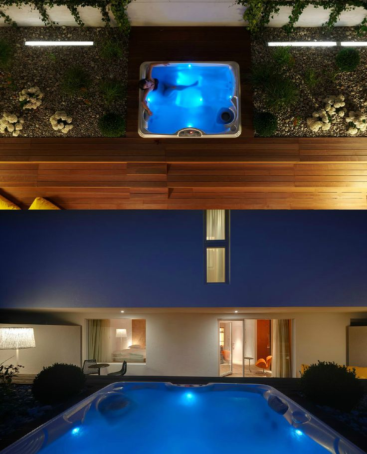 Hotel Pupp | Boutique Hotel | Brixen | Italy | http://lifestylehotels.net/en/hotel-pupp | Private Whirlpool | Terrace | Luxury