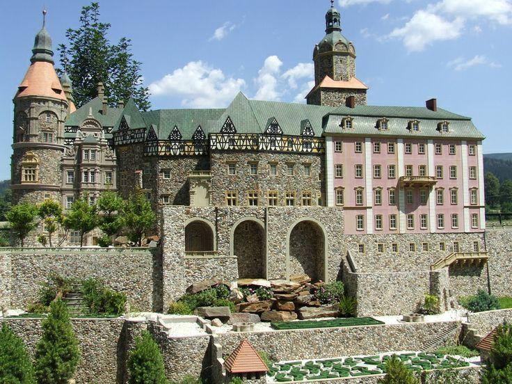 Zamek Książ w Wałbrzychu,Poland