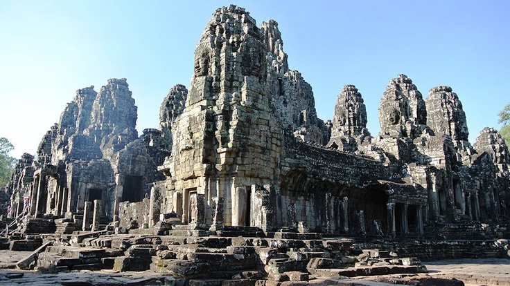 Bayon Temple Tourism in Cambodia - Next Trip Tourism