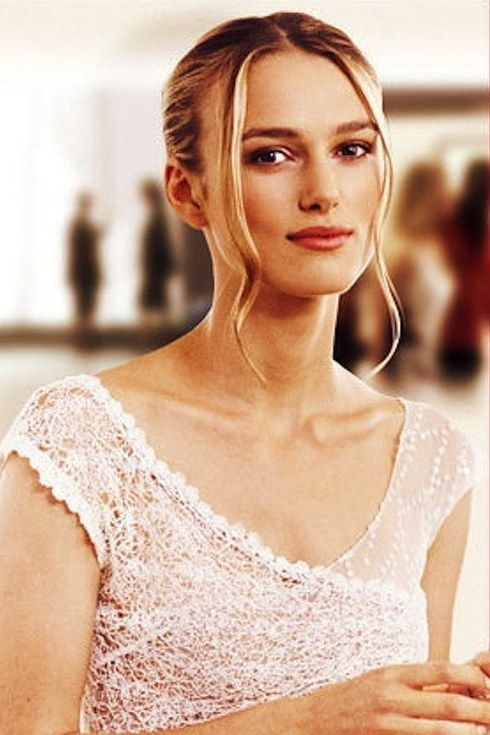 "Keira Knightley as Juliet | Here's What The Cast Of ""Love Actually"" Looks Like Now"