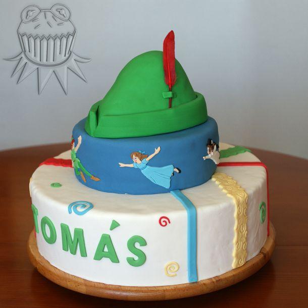 les 25 meilleures idées de la catégorie gâteau de peter pan sur