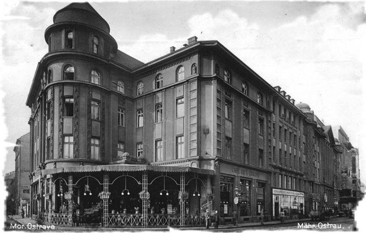 hotel palace ostrava historie - Google-Suche